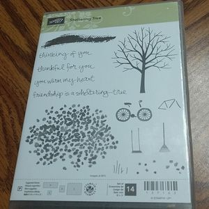 Stampin' Up Sheltering Tree
